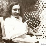 Meher Baba, spiritual master, in Hollywood in the 1930's