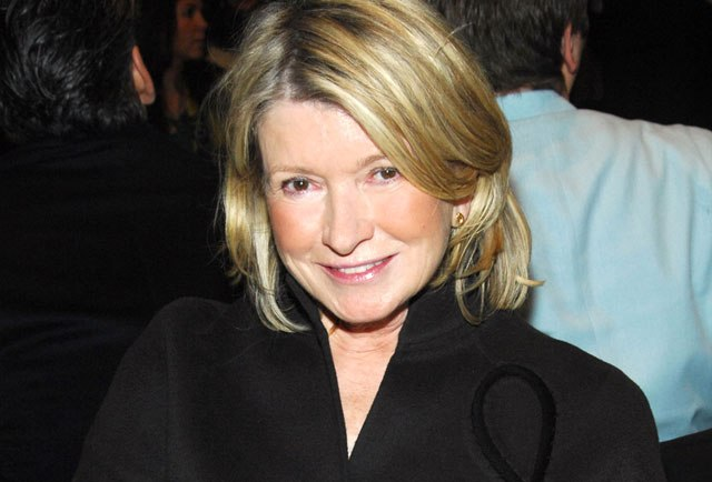 Martha Stewart: I could go on 'a thousand dates' - YouTube