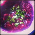 Cranberry Sauce with Figs - Ageless Diet™ for the Holidays