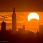 Solar Eclipse, Scorpio Eclipse by Armand Diaz