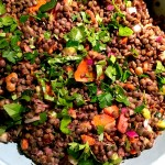 Lemony Lentil Salad - an Ageless Diet™ Recipe